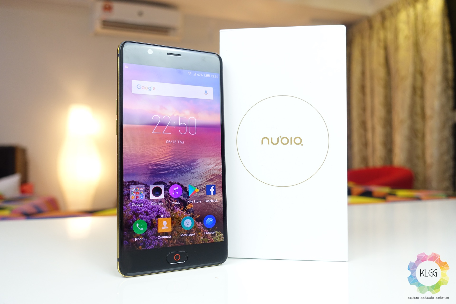 Nubia M2 Review: Decent smartphone that stands a chance in the competition 9