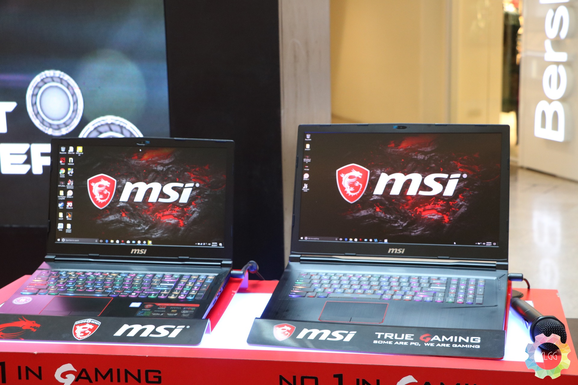 MSI unveils the GE63 and GE73 VR Ready laptops to the Malaysian Market 1