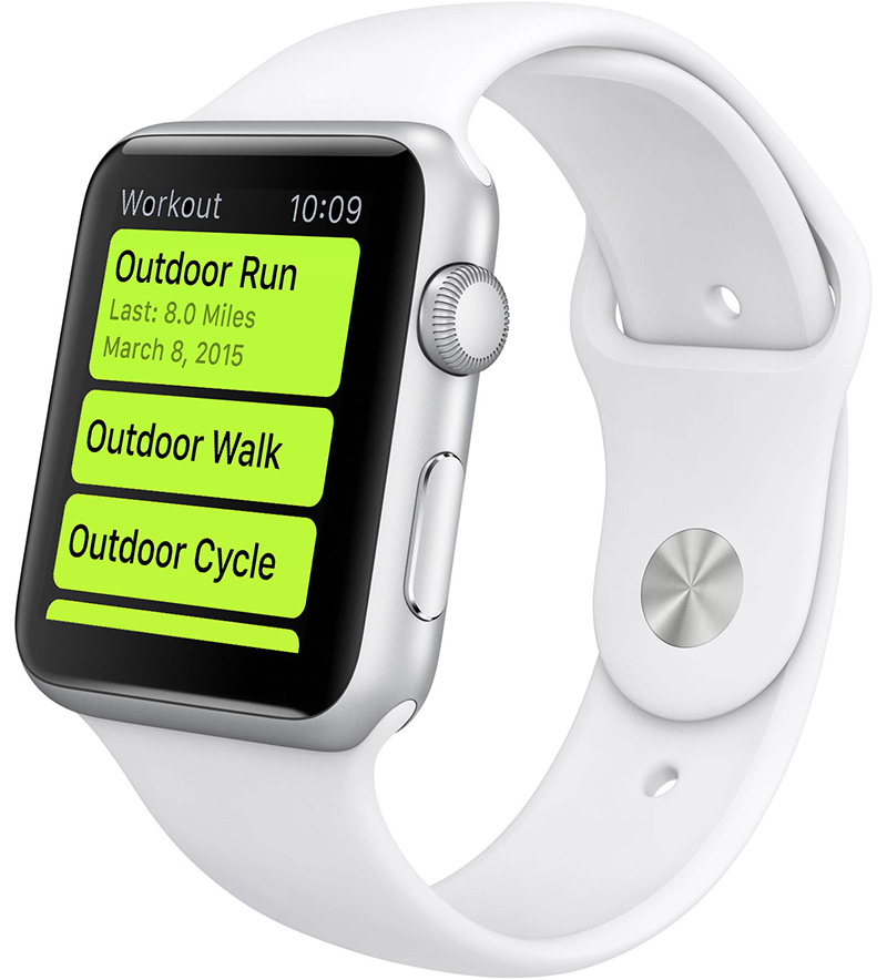 iOS 11 beta breakdown shows a varity of new Workouts that might be coming to Apple Watch 2