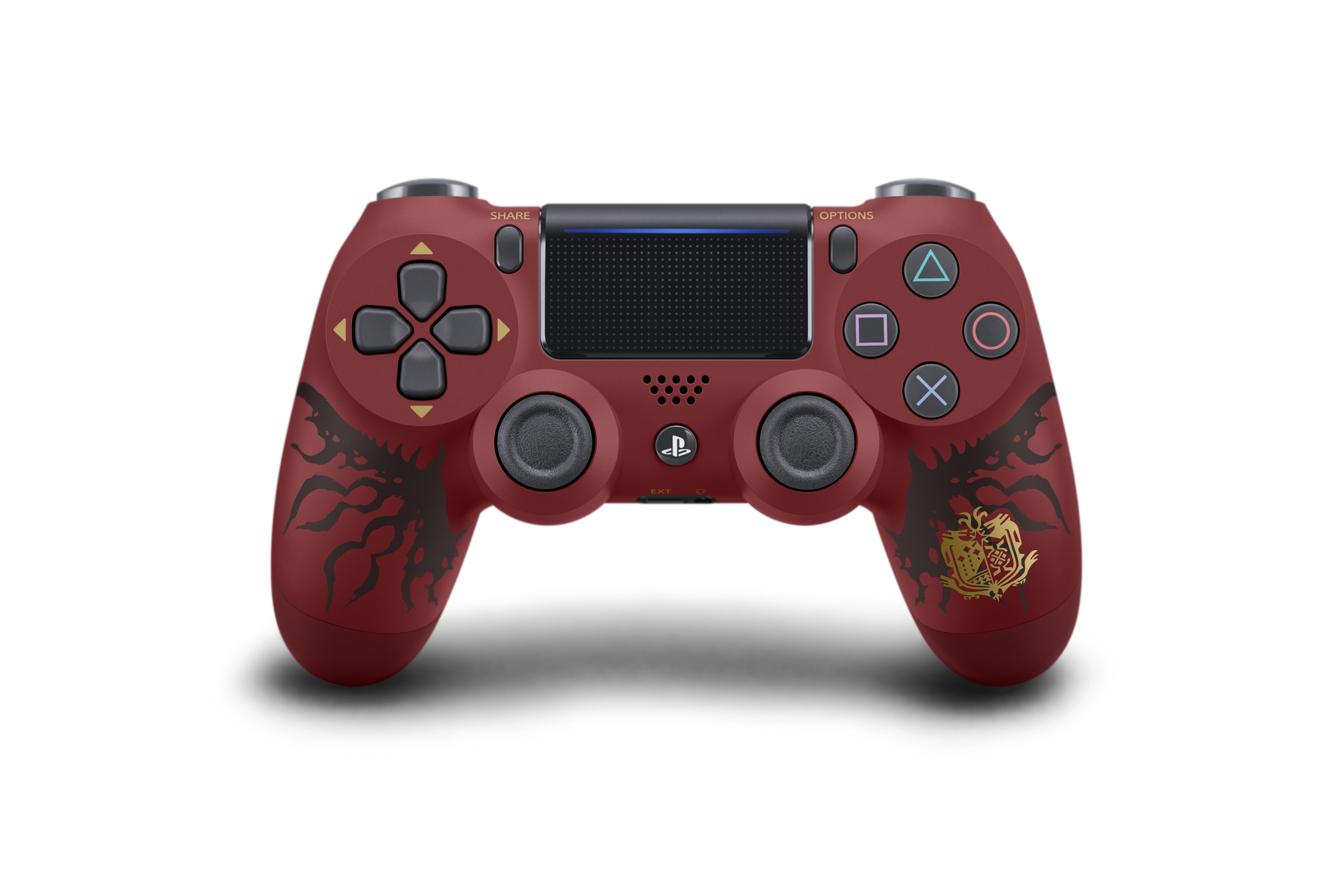 Sony is offering a Monster Hunter theme PS4 Pro and Controller bundle 1