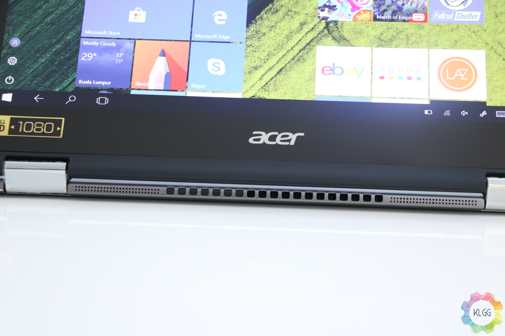 Acer Spin 5 Review: Decent Laptop With Some Issues To Iron Out 9