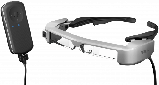 Epson introduces a range of 3LCD projectors and two smart glasses for commercial and industrial use 4