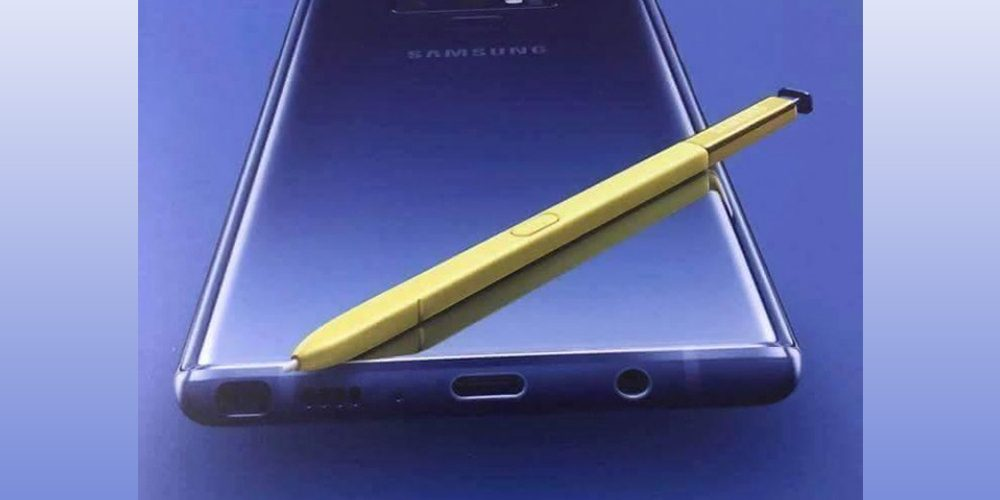 The Samsung Galaxy Note 9 might cost more than RM4500 1