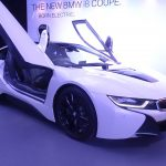The all-new BMW i8 Coupe gets more efficient and a more polished interior 1