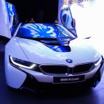 The all-new BMW i8 Coupe gets more efficient and a more polished interior 2