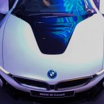 The all-new BMW i8 Coupe gets more efficient and a more polished interior 4