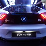 The all-new BMW i8 Coupe gets more efficient and a more polished interior 3