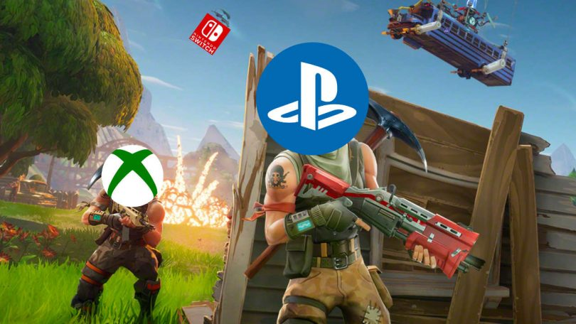 sony has been pretty adamant about rejecting cross play features on the ps4 - how to cross platform fortnite ps4