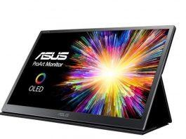 ASUS ProArt PQ22UC OLED monitor
