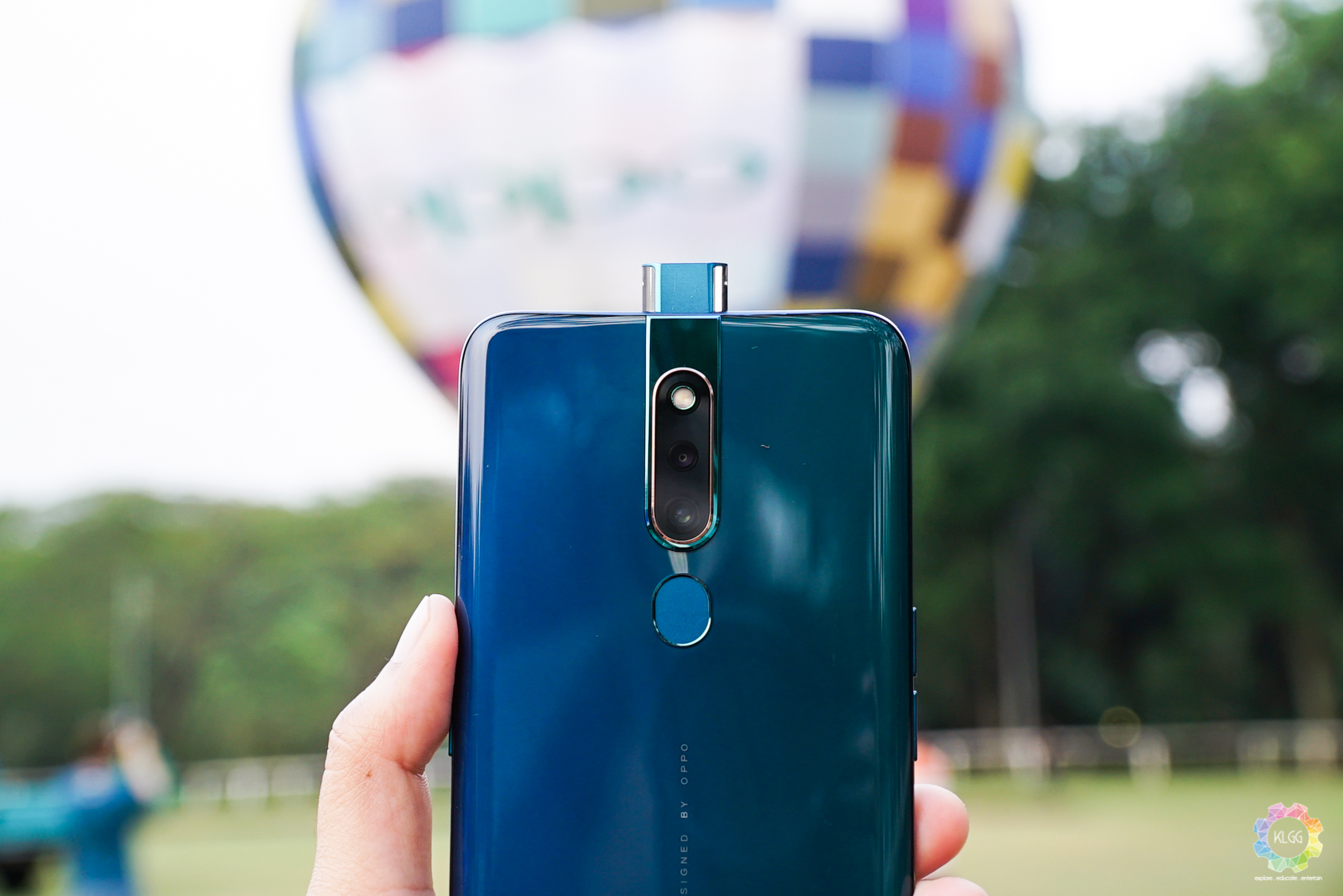 OPPO F11 Pro gets upgraded with a 128GB variant but still remains the same RM1,299 price! 2