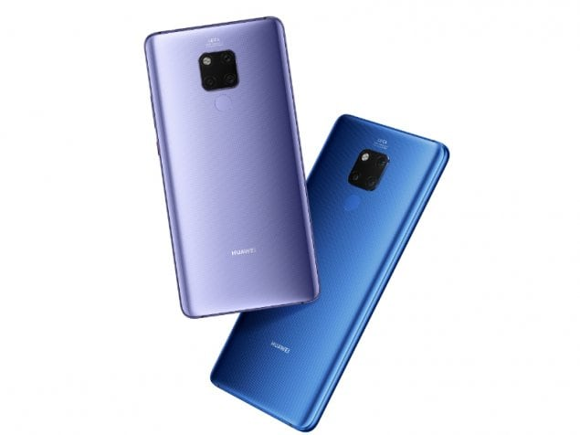 HUAWEI's 5G Mate 20 X will have smaller battery but faster charging 2
