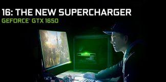 NVIDIA GeForce GTX 1650 Announced