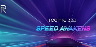 Realme 3 Pro Poster