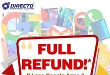 Huawei refund