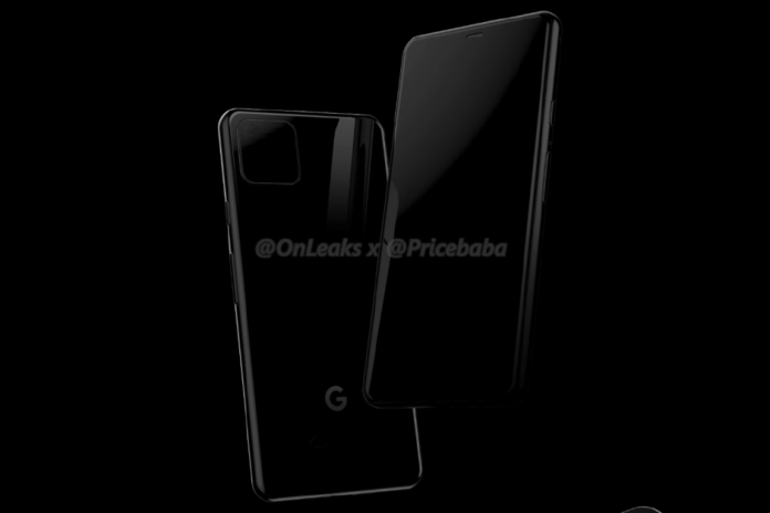 Google Pixel 4 Renders Suggest An Iphone 11 Like Square
