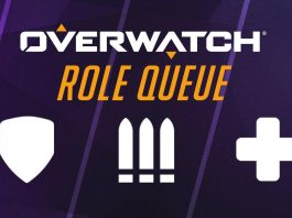 Overwatch Role Queue