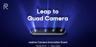 Realme 5 64MP Quad Camera