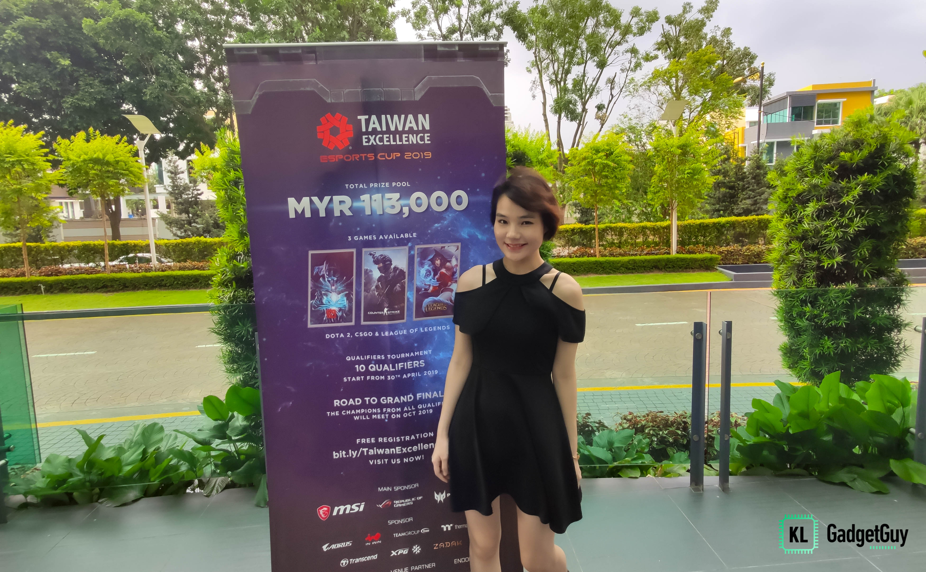 Taiwan Excellence Esports Cup 2019: Malaysian e-sports in the eyes of Flava and Babyoling 3