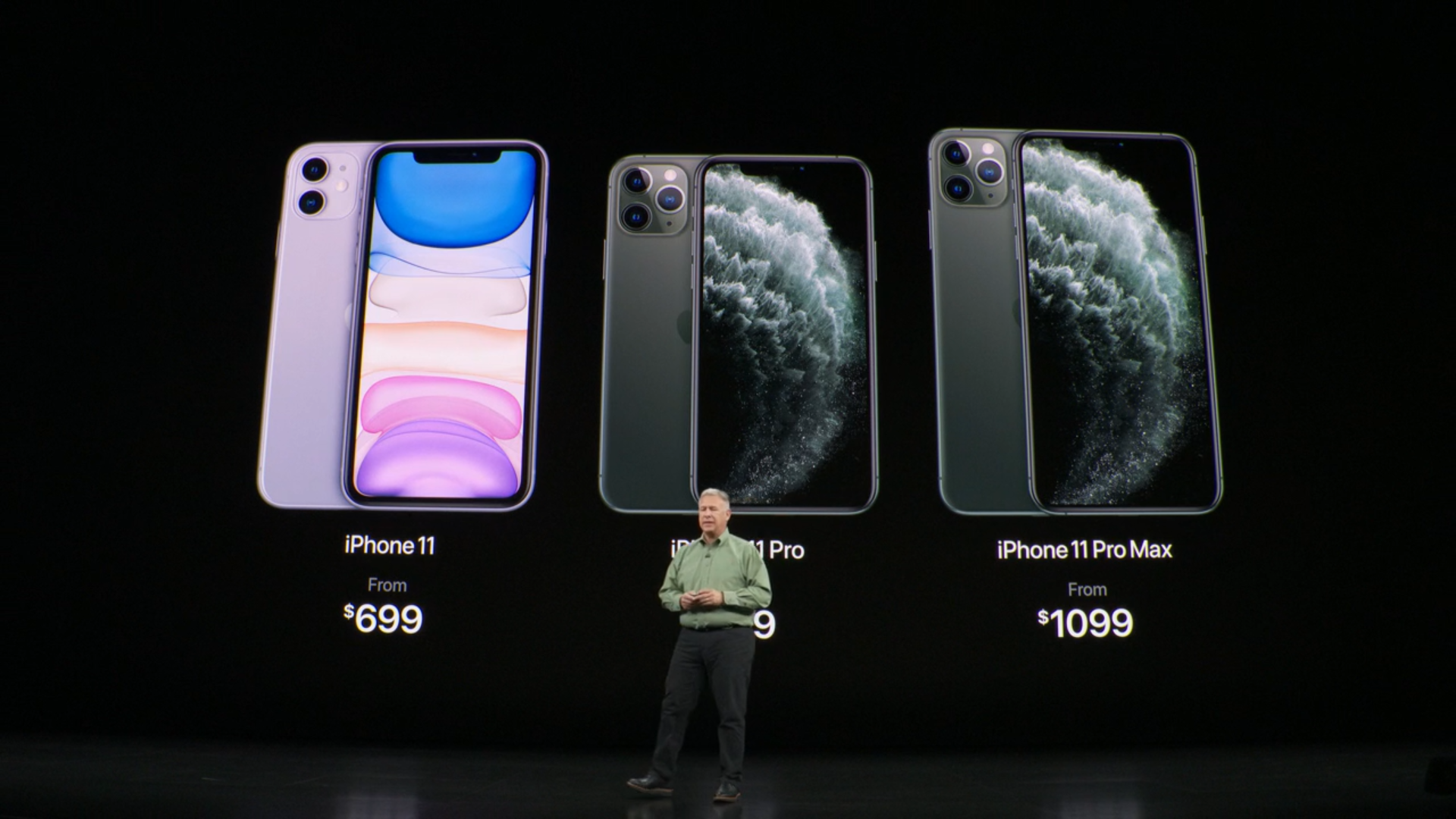 Apple launches iPhone 11, 11 Pro and 11 Pro Max smartphones with new A13 Bionic chipset and square camera modules 6
