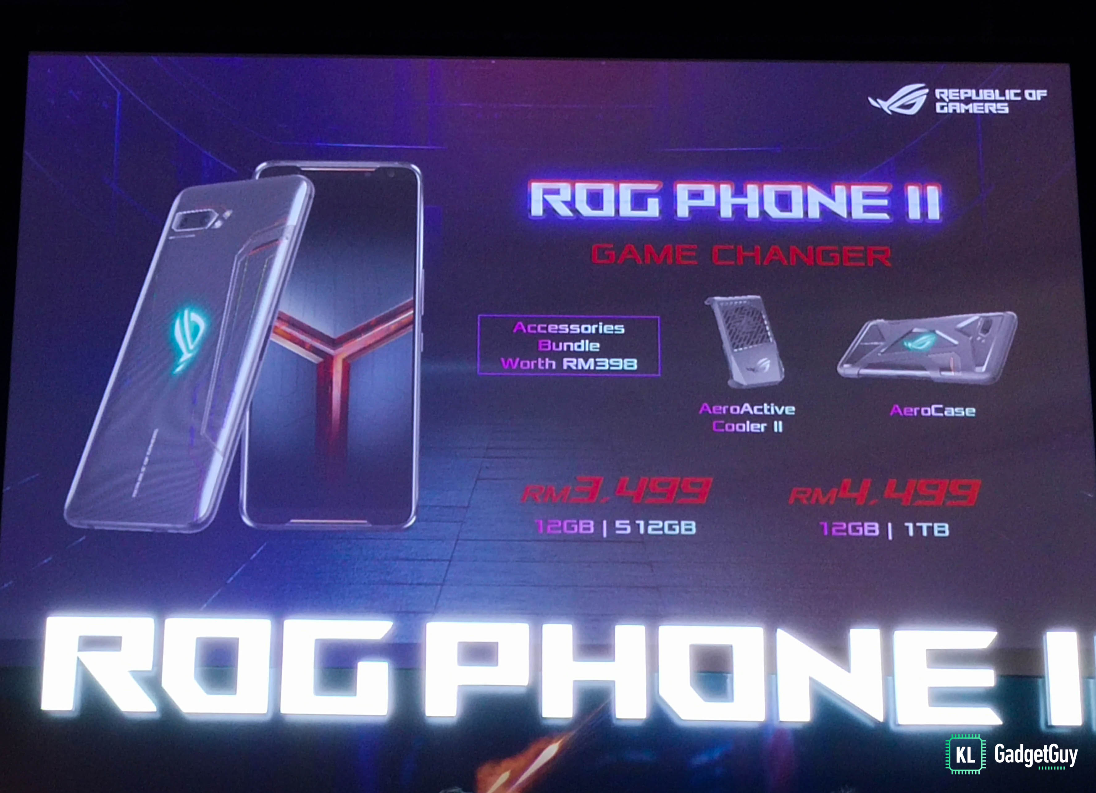 ASUS ROG Phone 2: The most powerful phone of 2019 is officially available in Malaysia! 4