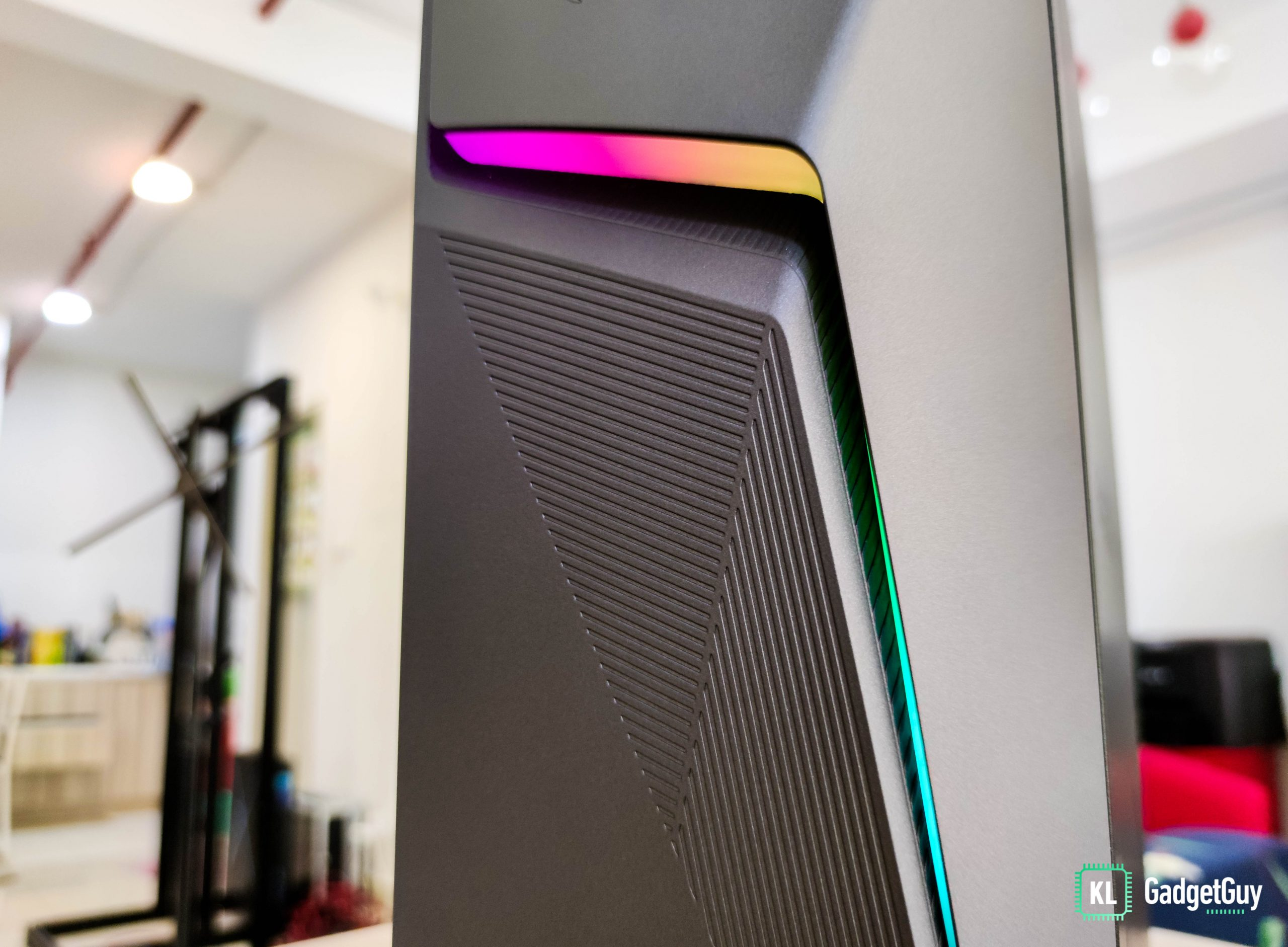 ASUS ROG Strix GL10CS Review: Paying extra for the convenience 11