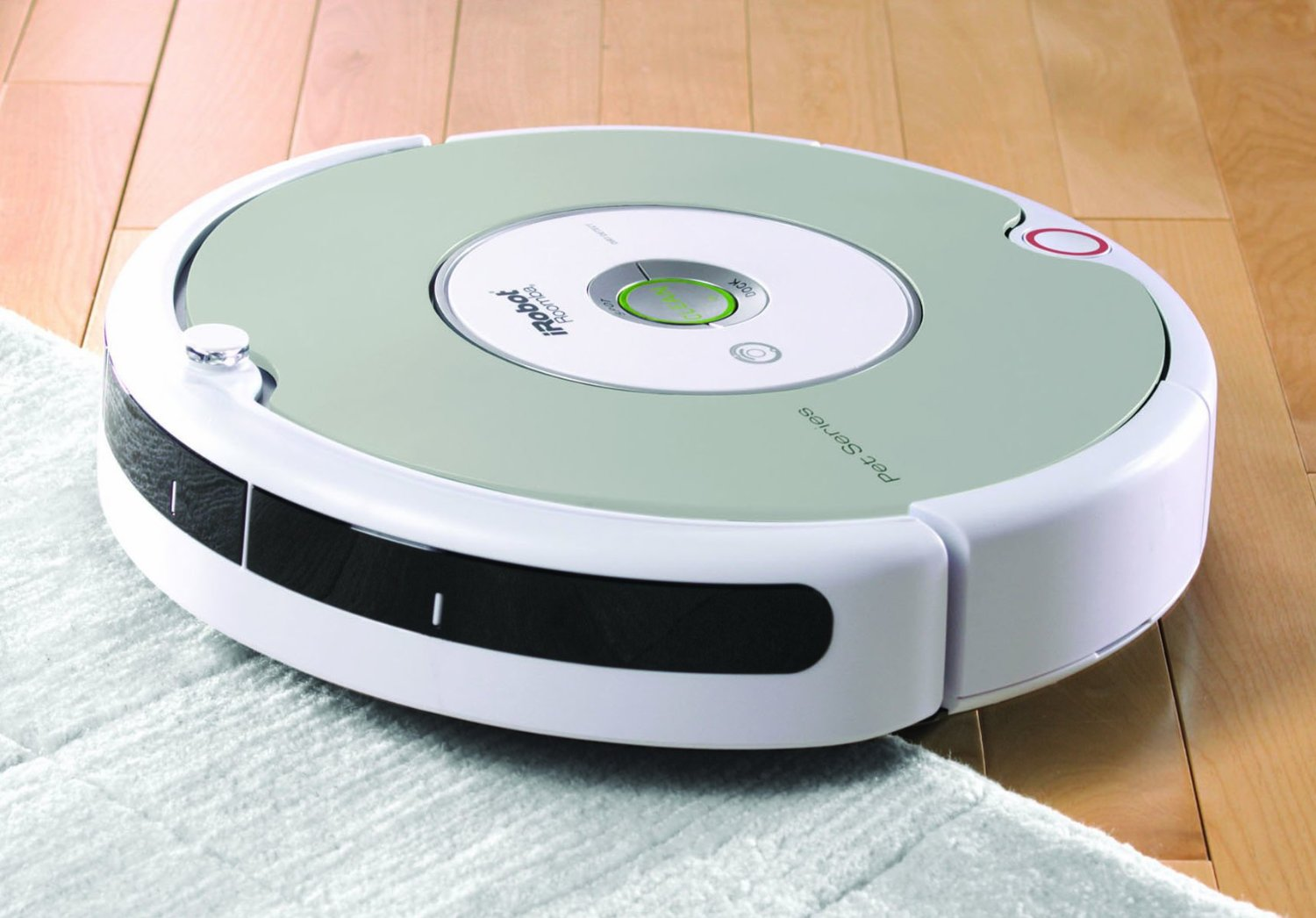 iRobot's Roomba robot vacuums may have arms in the future 2