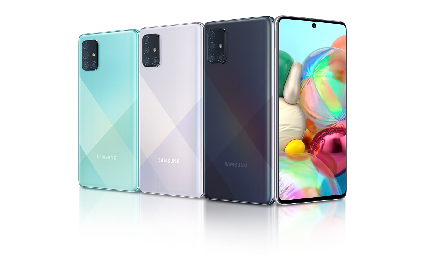 Samsung Galaxy A71 and Galaxy A51 pre-orders start this February 3 with free Protection Plus 4