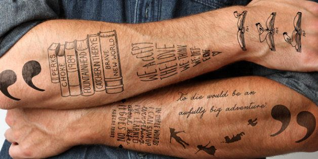 Under the Radar: Tattoos? More than just ink 5