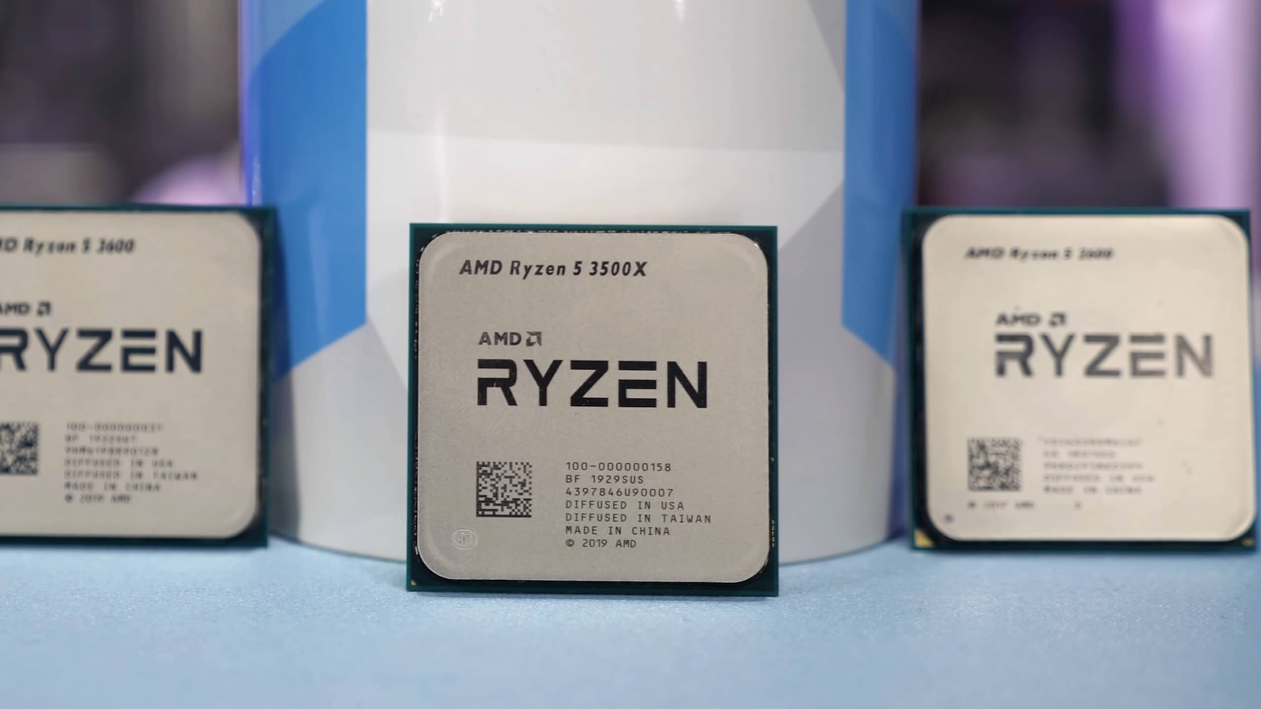 AMD Ryzen 3500X now available in Malaysia for RM639 with no hyperthreading 1