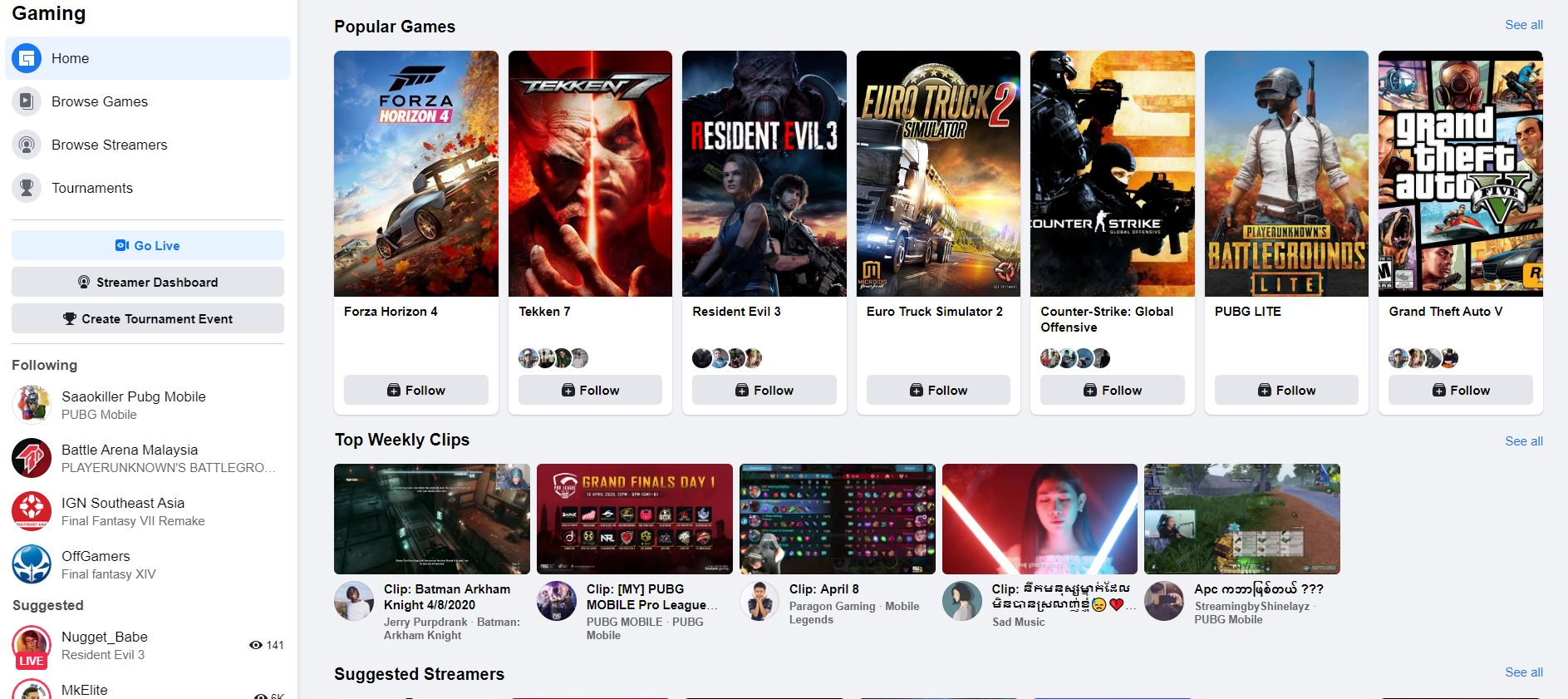 Facebook Gaming will get a dedicated app sometime today to rival Twitch 2