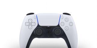 dualsense ps5 controller white