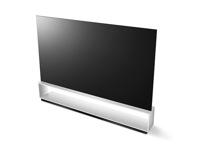LG just created an 88-inch TV with an 8K resolution 1