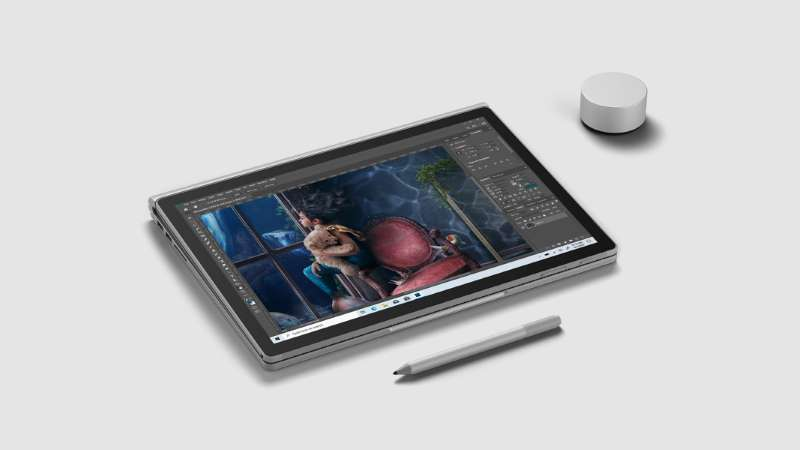 Microsoft Surface Book 3 launched with 10th-Gen Intel Core CPU and up to NVIDIA Quadro RTX 3000 GPU 6