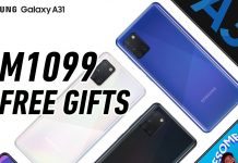 Samsung galaxy a31 malaysia price all colours