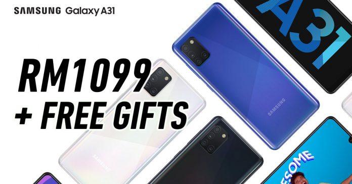 Samsung galaxy a31 malaysia price all colours