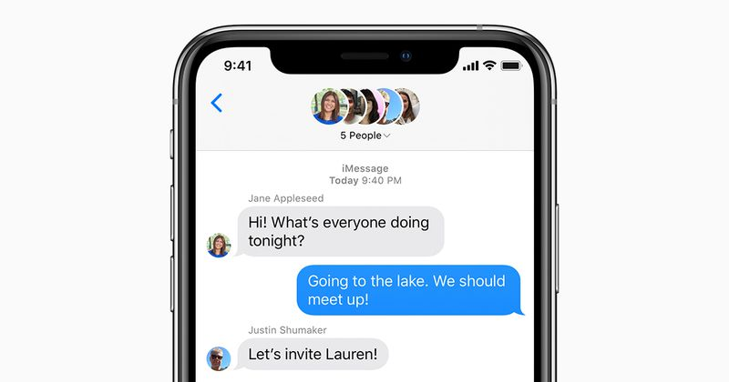 IPhone users may be able to edit their iMessages in the future