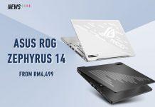 ASUS, ROG, Zephyrus 14