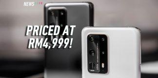 Huawei P40 Pro Plus malaysia price