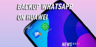 HONOR 9x Huawei mobile cloud whatsapp backup