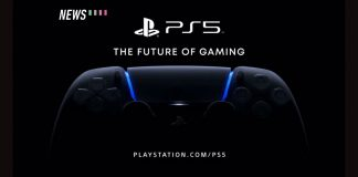 PlayStation 5 launch poster