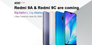 Redmi 9A, Redmi 9C, Xiaomi