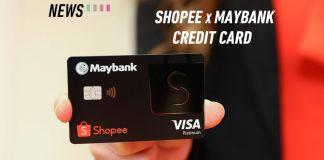 Shopee maybank credit card hand hold