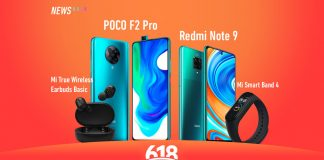 Xiaomi, Mid year sale