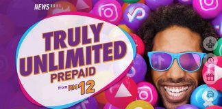 Celcom truly unlimited prepaid, Celcom, truly unlimited prepaid