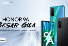 HONOR 9A, HONOR