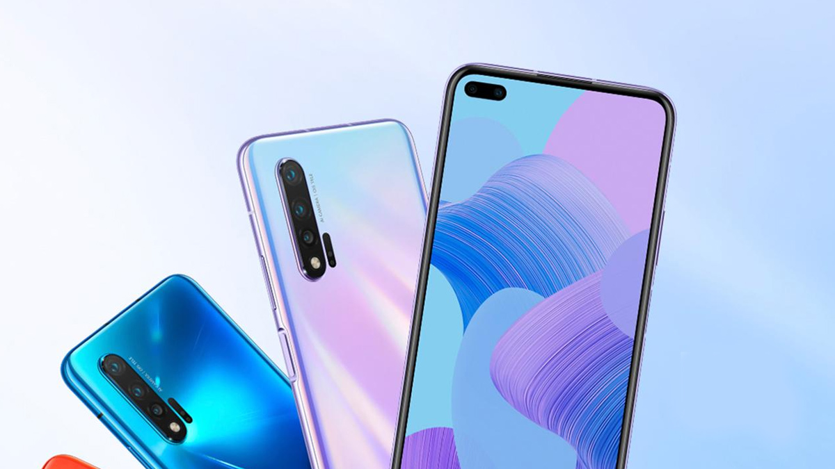 HUAWEI nova 7 SE to debut on June 19 with a 64MP quad camera 1