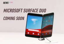 Microsoft, Surface Duo, dual-screen, android
