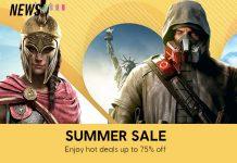Ubisoft summer sale