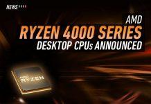 AMD Ryzen 4000 feature image