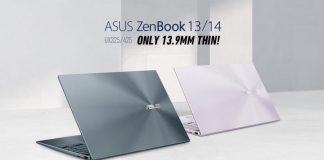 ASUS ZenBook 13 ZenBook 14 grey lilac mist